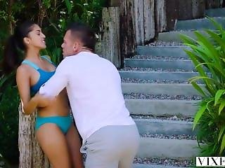 Vixen Sophia Leone (i Couldn T Resist My Trainer) Full Episode 720p