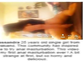 Jovial Joven Madura Anal Masturbate0001