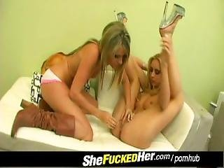 Dirty Whores Toy Fucking Their Anal Holes Feat. Courtney Cummz