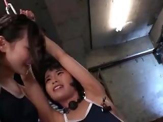 Asiatisk, Japansk, Lesbisk, Lesbisk Tenåring, Tenåring, Liten