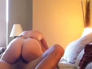 Girlfriend Fucks Big Dick