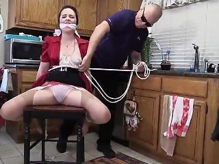 bondage, cucina