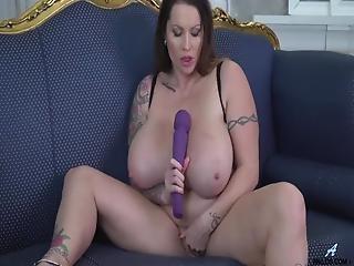 fed, onani, matur, pornostjerne, alene, vibrator