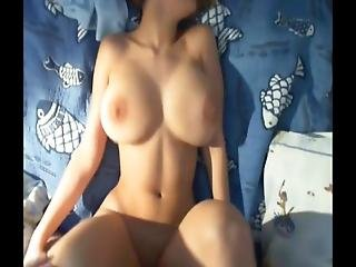 Crazy College Bitch With Big Boobs Having Orgasm With Her Ex