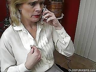 μωρό, βρώμικο, αυνανισμός, ώριμη, Milf, τηλέφωνο, σέξυ
