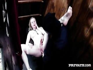 Satine Spark Is Cleansed By The Priest S Big Dick